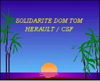 Association Solidarité DOM-TOM Hérault CSF/34