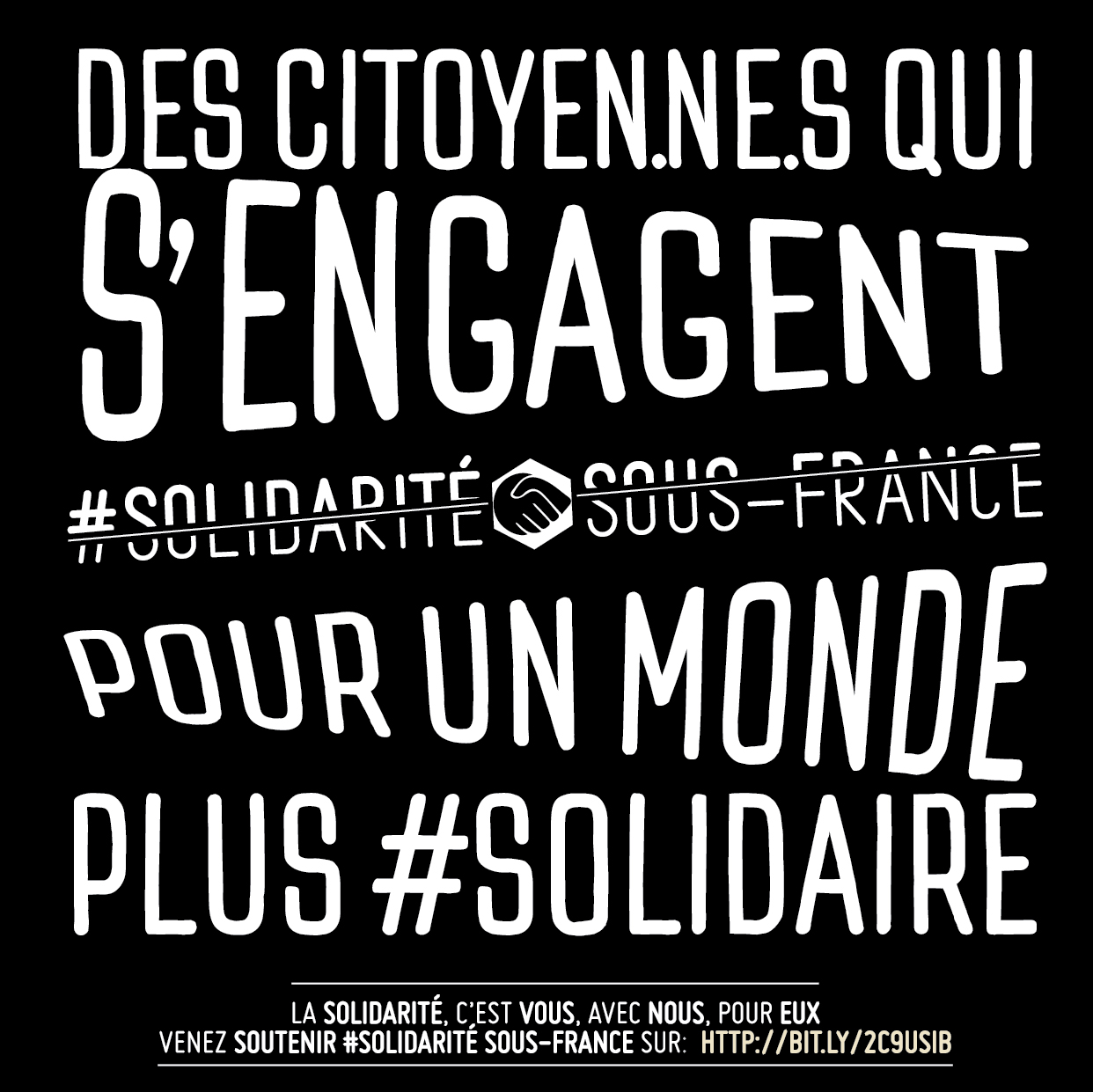 Association - Solidarité Sous-France