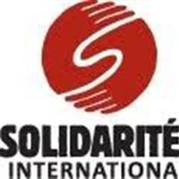 Association - SOLIDARITÉS INTERNATIONAL mission humanitaire