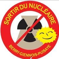 Association - sortir du nucléaire Berry-Giennois-Puisaye