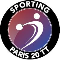 Association - SPORTING PARIS 20 TENNIS DE TABLE
