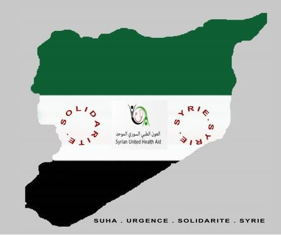 Association - SUHA - Urgence Solidarité Syrie
