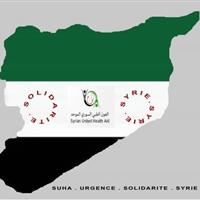 Association - SUHA - Urgence Solidarité Syrie