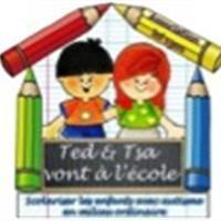 Association - Ted & Tsa vont à l'école