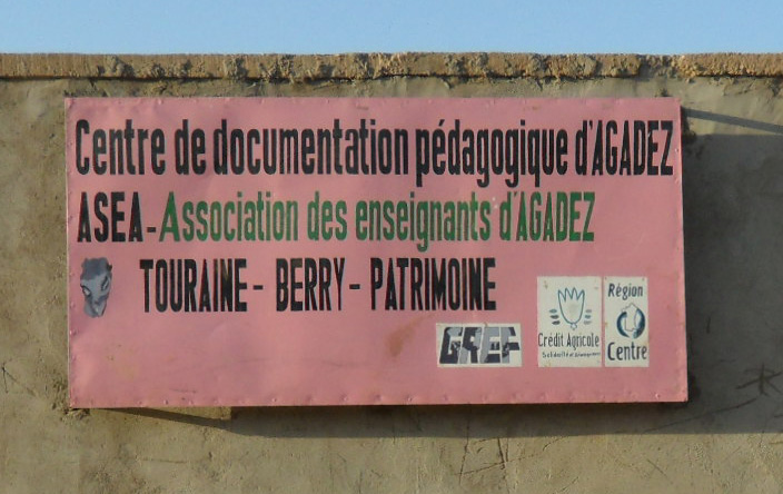 Association - Touraine-Berry-Patrimoine