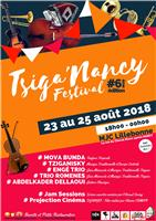 Association Tsiga'Nancy - Les Arts du Voyage / MJC Lillebonne
