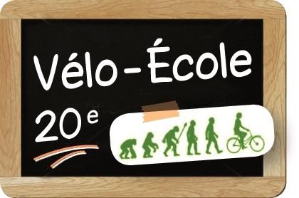 Association - Vélo Ecole du 20ème