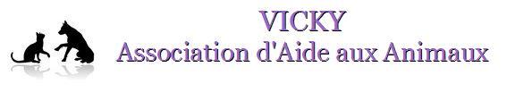 Association - VICKY - Association d'Aide aux Animaux