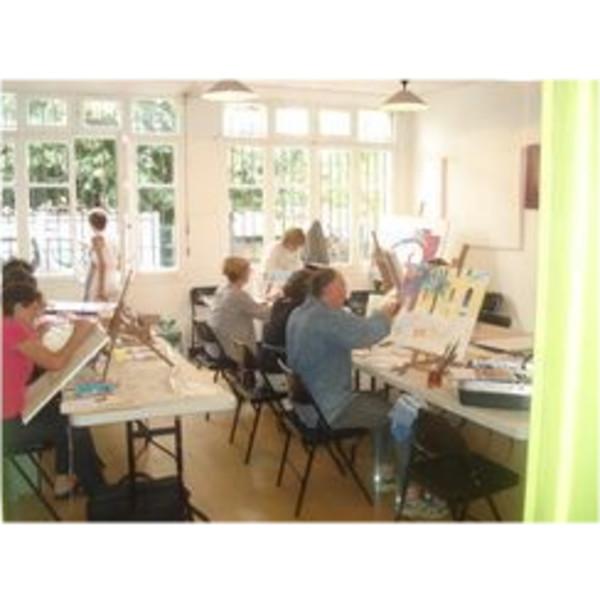 Association - association Rumanso   l'atelier L'ART'C'enCIEL