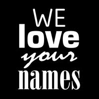 Association We love your names