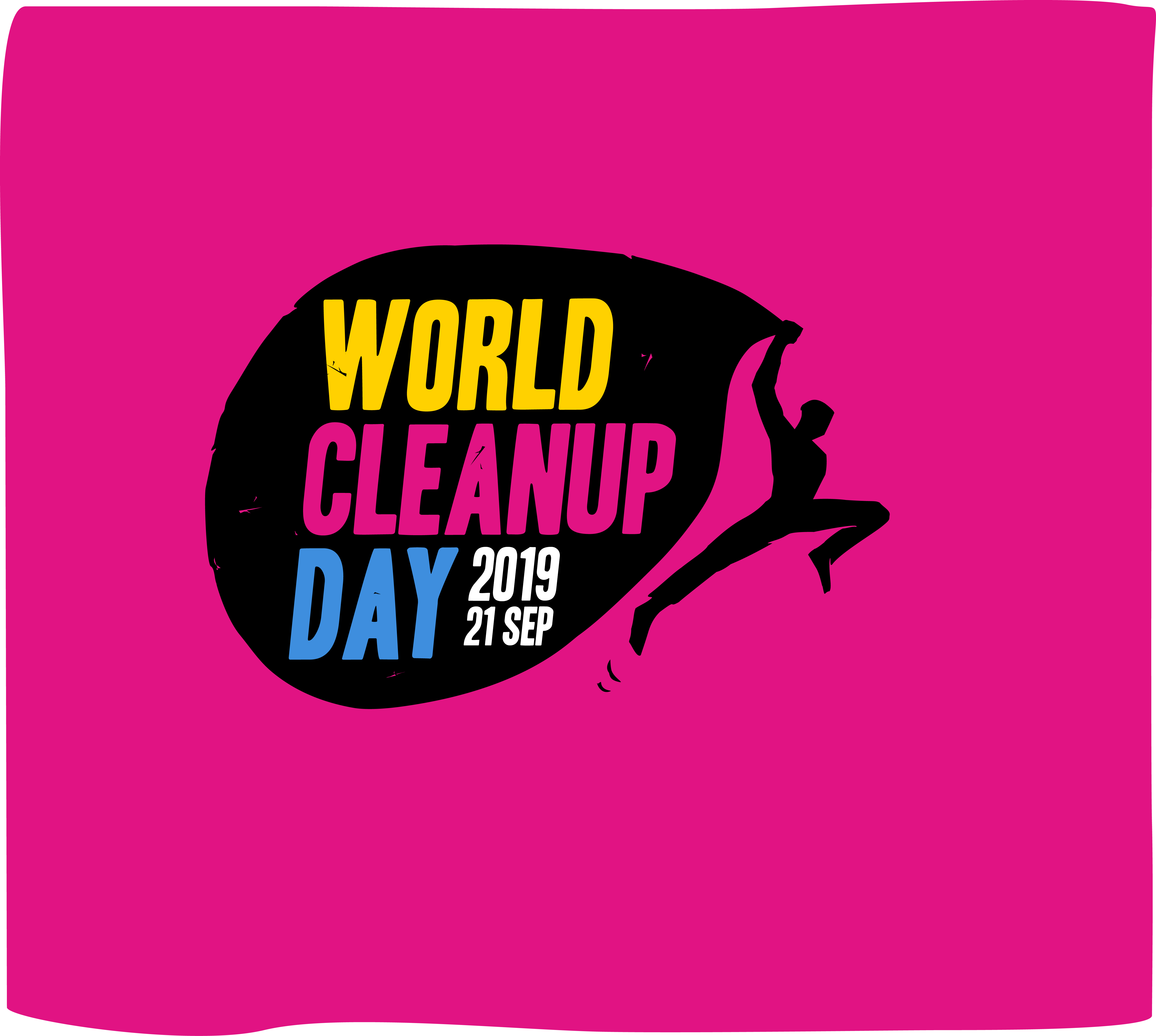 Association - World CleanUp Day - France