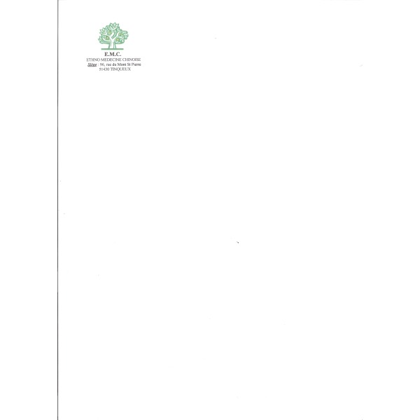 Association - E.M.C. - Ethno Médecine Chinoise
