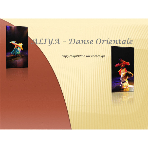 Association - ALIYA DANSE ORIENTALE
