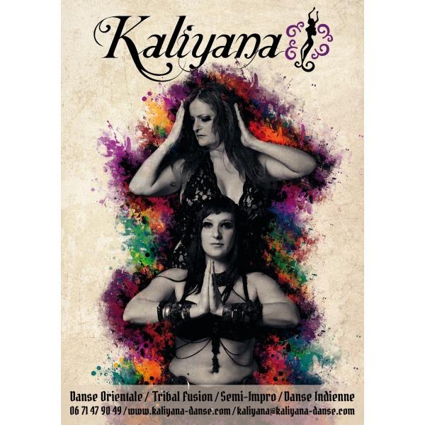 Association - Kaliyana, Danse Orientale, Tribal Fusion et Danse Indienne