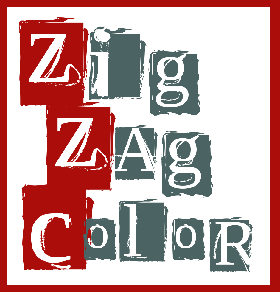 Association - ZIG ZAG COLOR