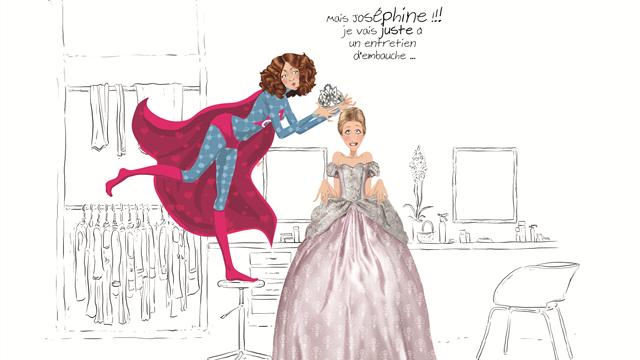 Joséphine pour la beauté des femmes