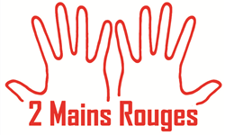 2 Mains Rouges