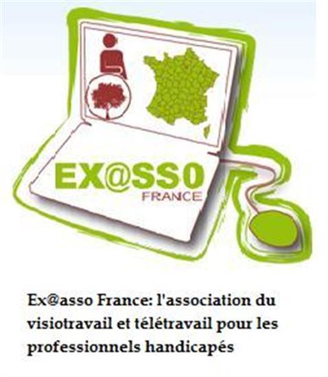 Logo Ex@sso France (Association)