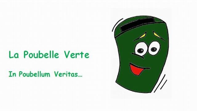 Association la poubelle verte ecologie et nature helloasso - Poubelle trois compartiments ...