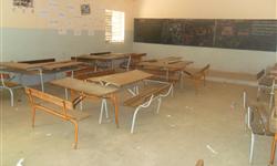 Salle de classe pour enfants talibés - Actif'Jeunes