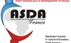 Action Solidaire pour le Développement en Afrique (ASDA-FRANCE)