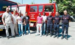 POMPIERS FRANCE FORT-DAUPHIN