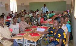 salle de classe à villy - A.D.R.F.B