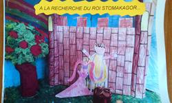A la recherche du roi STOMAKAGOR...  - 123 Renaissance
