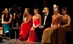 Choeur et orchestre sur instruments d'époque Le Palais royal