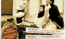 Festival coups de théâtre