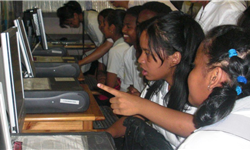 Travail sur la médiathèque électronique - ACCESMAD