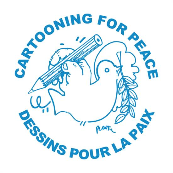 Cartooning for Peace | HelloAsso