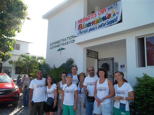Solidarit s chiv ha ti helloasso - Hopital saint nicolas de port ...