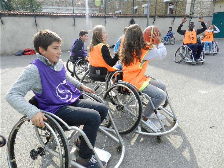 Rencontres handicaps et numerique