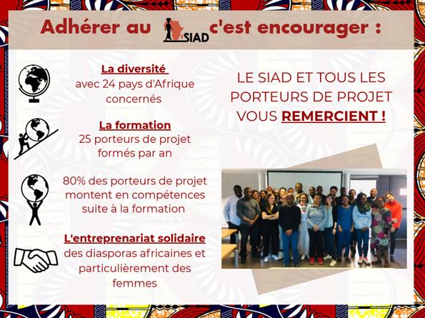 Campagne d'adhésion 2019 - SIAD Midi-Pyrénées
