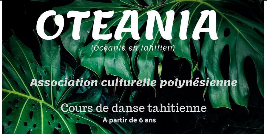 Saison OTEANIA 2019/2020 - OTEANIA