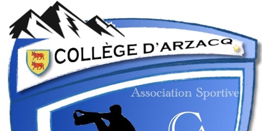 Association Sportive Collège Arzacq - Association Sportive du Collège d'Arzacq