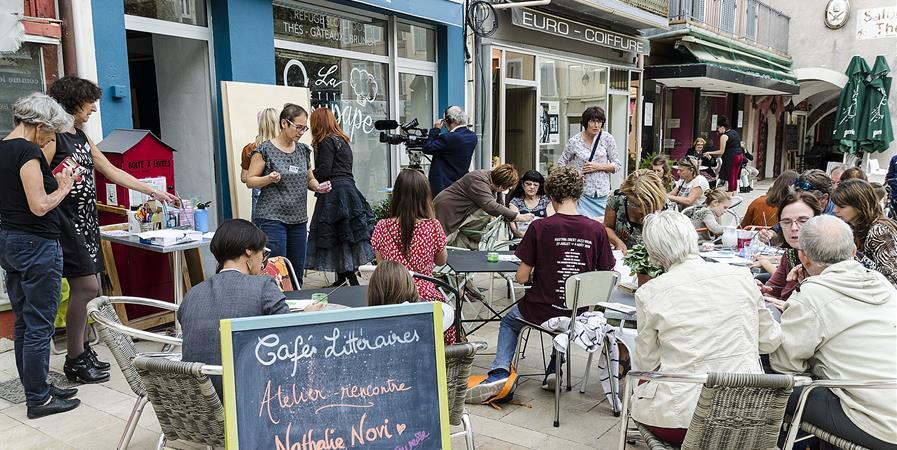 Adhésion 2020 - Cafés Littéraires de Montélimar - Cafés Littéraires de Montélimar