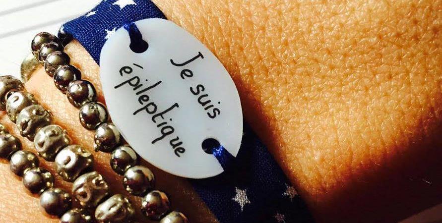Bracelet d'identification médicale - ASSOCIATION ENFANCE EPILEPSIE