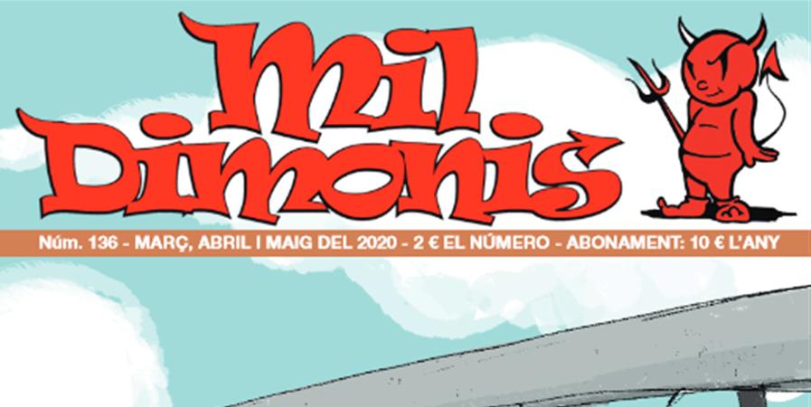 Subscriu-te a la revista Mil Dimonis - APLEC