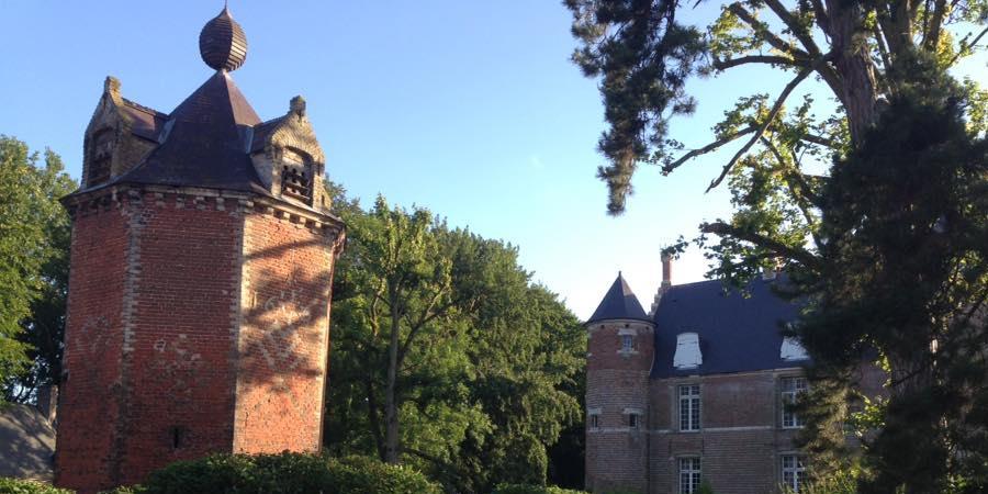 Bulletin d'Adhésion à l'association du Château d'Esquelbecq - Association du Chateau d'Esquelbecq