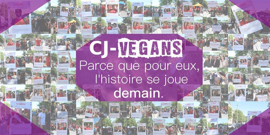 Adhérer au CJ-Vegans - CJ-vegans