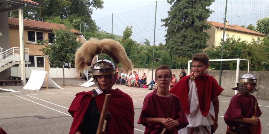 Recrutement - Legio VII Ivlia