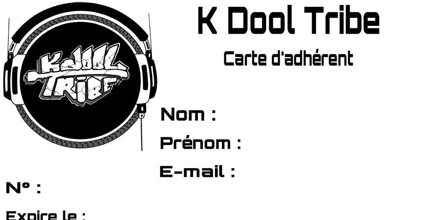adhésion en ligne K dool Tribe - K Dool Tribe