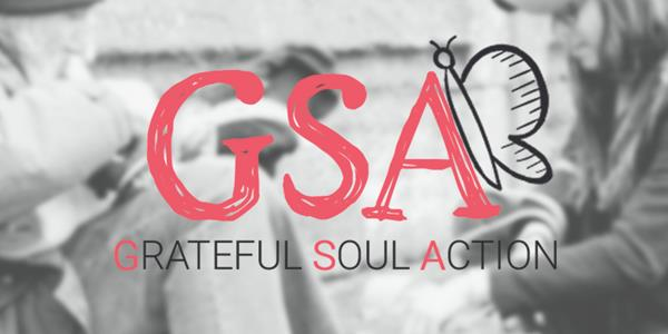GSA - Bulletin d'adhésion 2018 - Grateful Soul Action