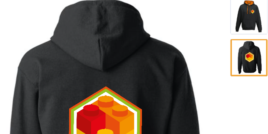 Adhérez à l'esprit Brickodeurs avec le Sweatshirt saison 2019/2020 - Forum Education Science Culture (FESC)