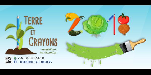 Adhésion année 2018 - Terre et Crayons
