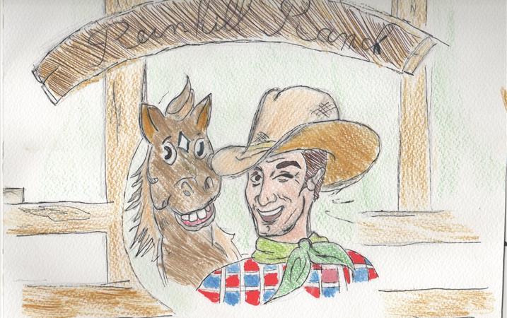 Bulletin d'Adhésion Les Amis du Ranch - Les Amis du Ranch