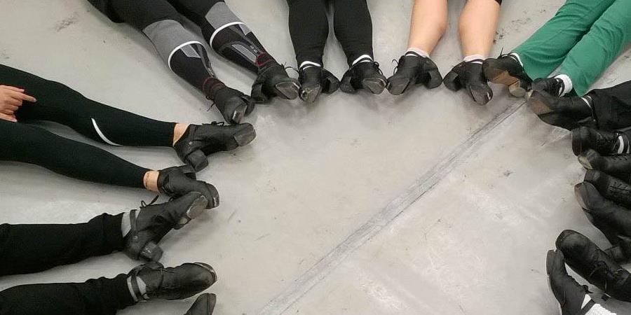 Cours ados/adultes niveau débutant 2018/2019 - Irish Tap and Dance