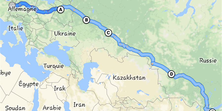 Formulaire d'adhésion Mongolie Express - Mongolie Express